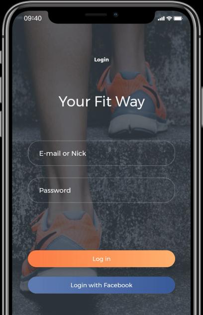 YourFitWay App